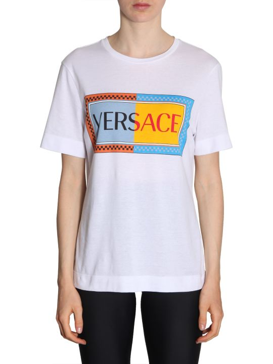 Versace Crew Neck T-shirt
