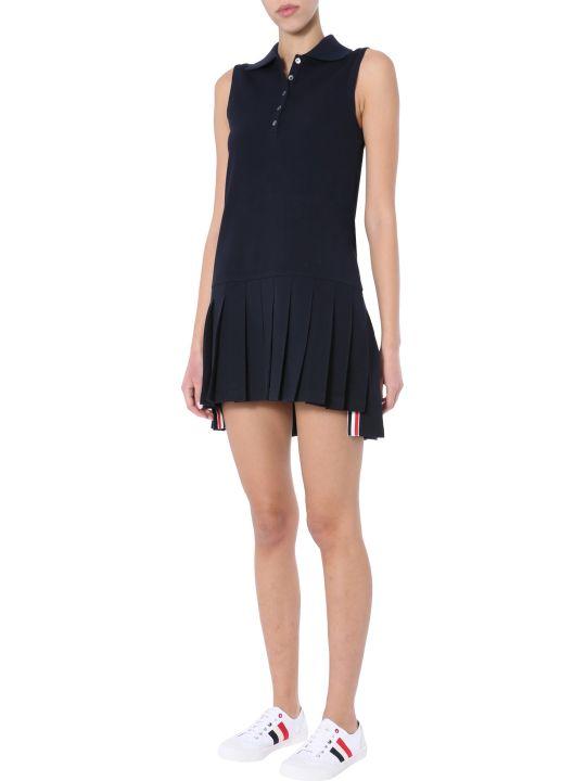 Thom Browne Dress With Folds