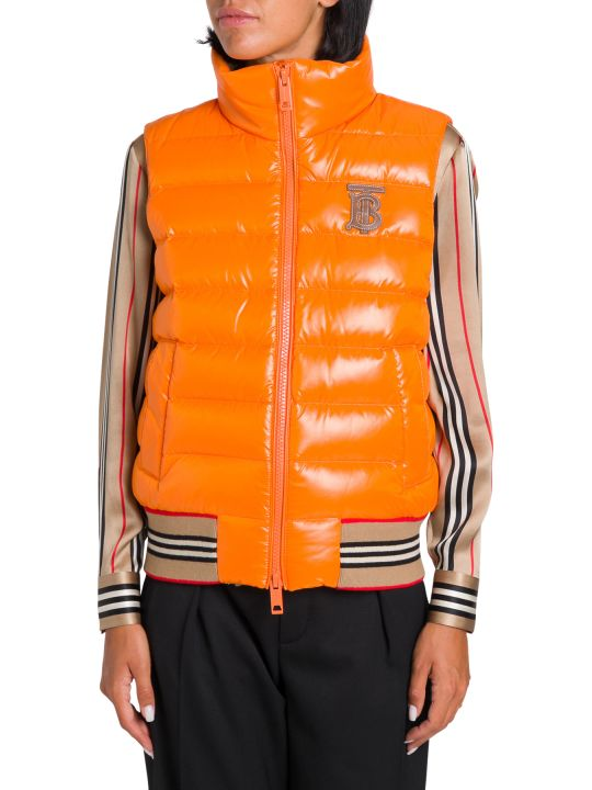 Burberry Hesse Sleveless Down Jacket