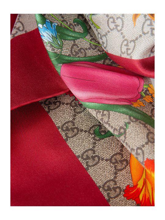 Gucci Special Florio Twill Scarf