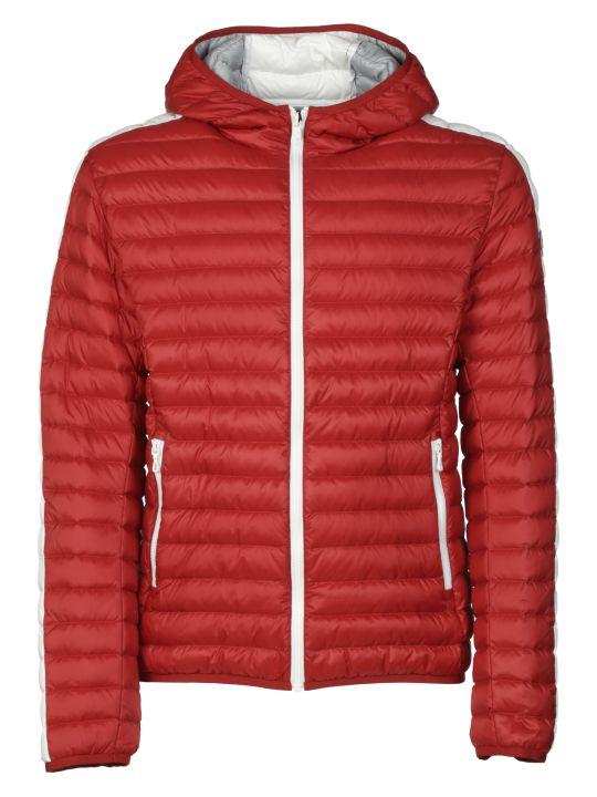 Colmar Side Zip Hooded Padded Jacket