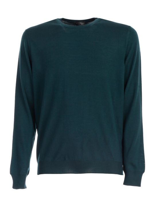 Drumohr Sweater Crew Neck Modern
