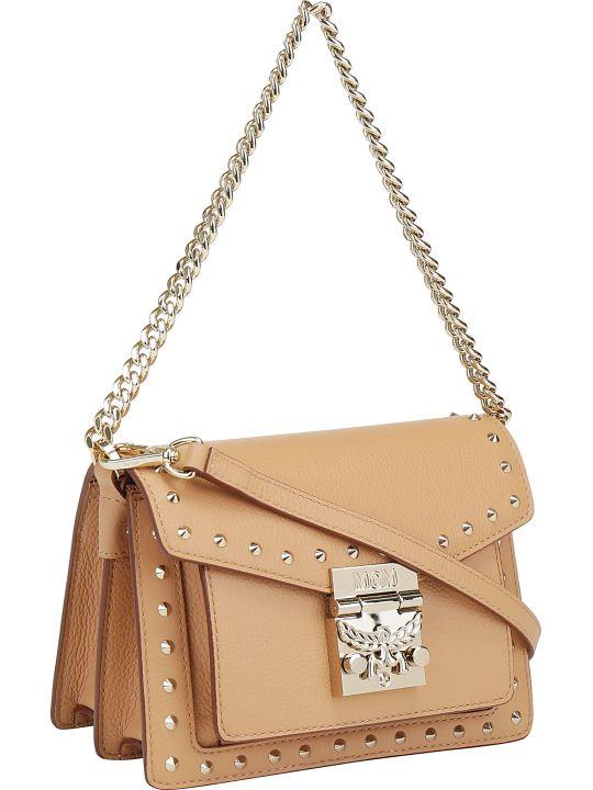 MCM Patricia Stud Bag