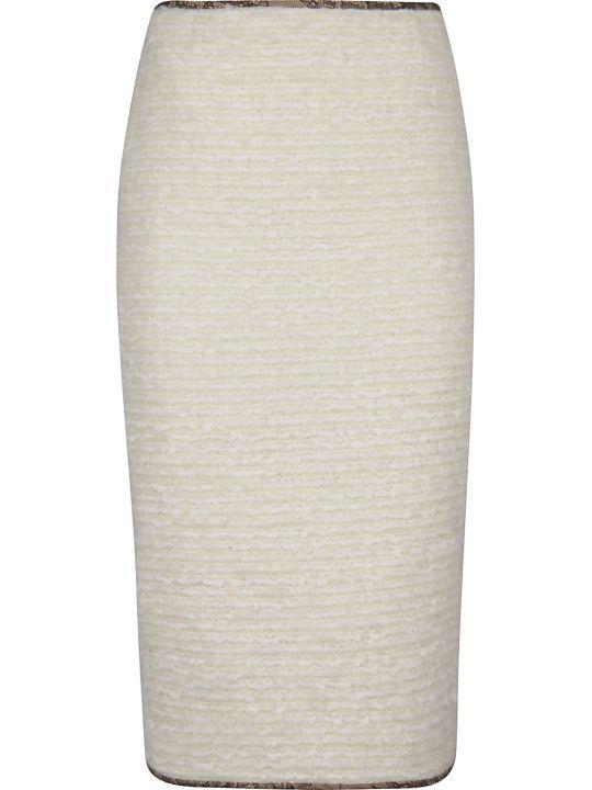 Rochas Poppy Skirt