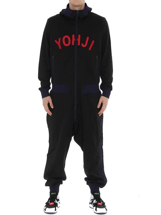 Y-3 Logo Yohji Jumpsuit