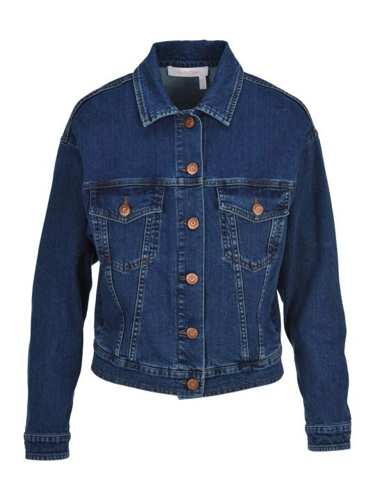 See by Chloé See By Chloe' Denim Jacket
