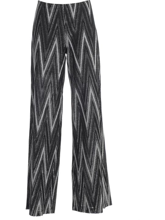 M Missoni Pants Wide Leg Lurex
