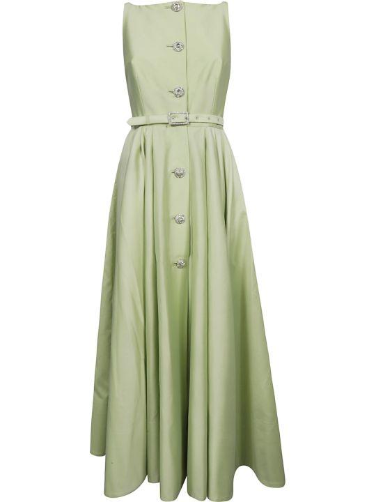Alessandra Rich Sleeveless Dress