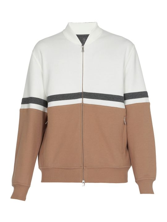 Brunello Cucinelli Cotton Sweatshirt