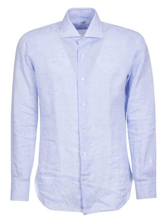 Barba Napoli Regular Shirt
