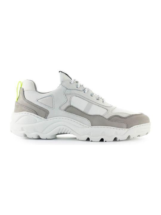 Filling Pieces Trimix White Grey Sneaker