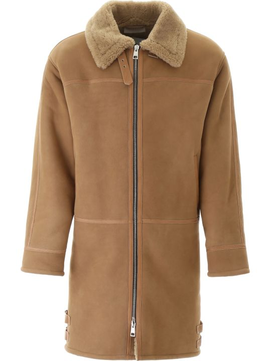 Paura Shearling Coat