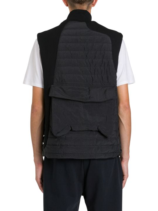 A-COLD-WALL Pudded Vest With 3d Pockets