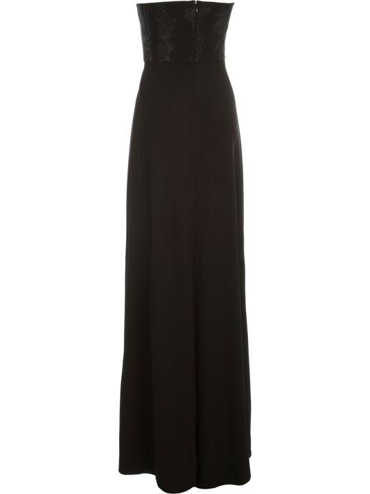 Emporio Armani Long Dress Brassiere W/paillettes