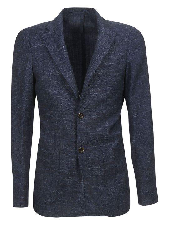 Eleventy Donegal Tweed Blazer