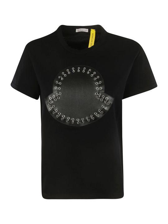 Moncler Genius Logo Patch T-shirt