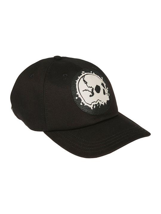 Alexander McQueen Skull Print Cap