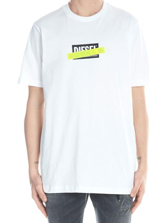Diesel 'just Die' T-shirt