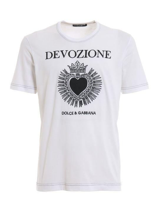 Dolce & Gabbana Devozione T-shirt