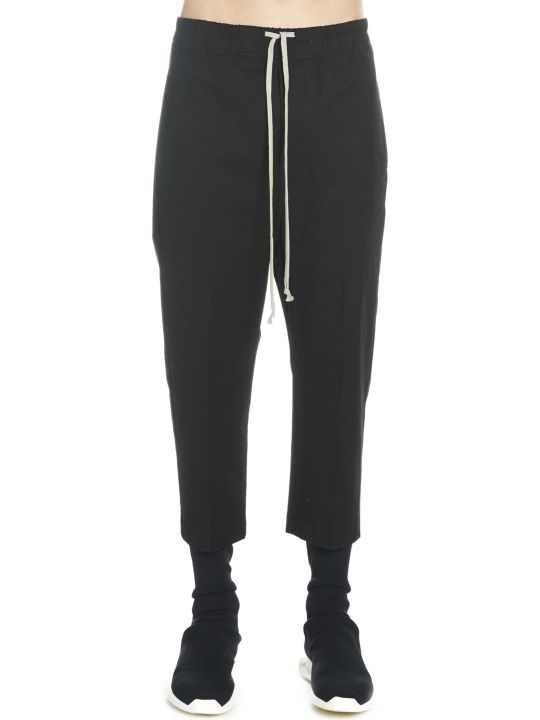 Rick Owens 'drowstring Aster Cropped' Pants