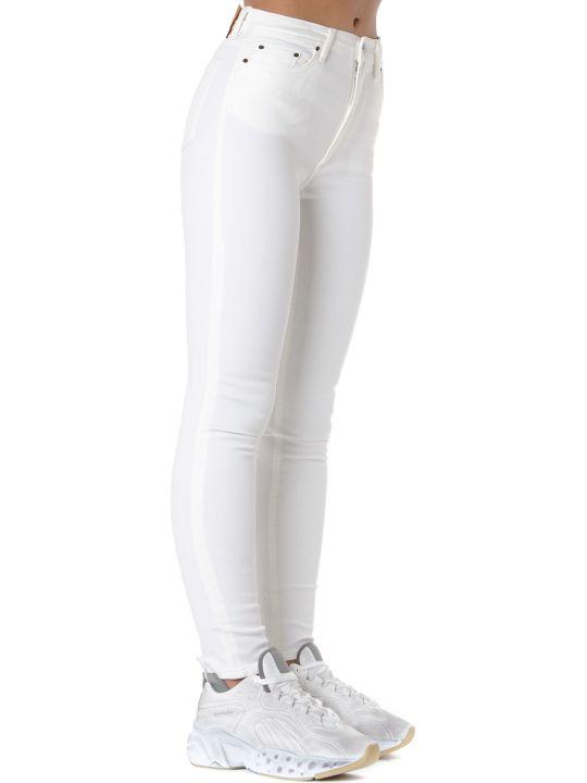 Acne Studios Cotton Stretch Skinny Fit Jeans