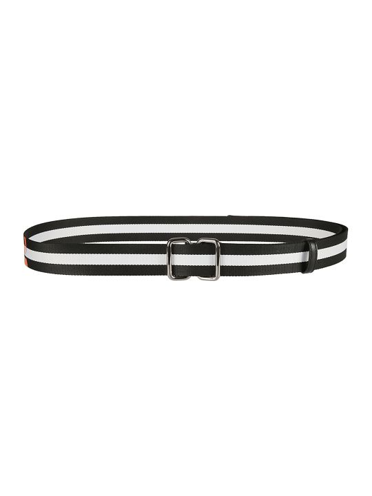 Dolce & Gabbana Striped Belt