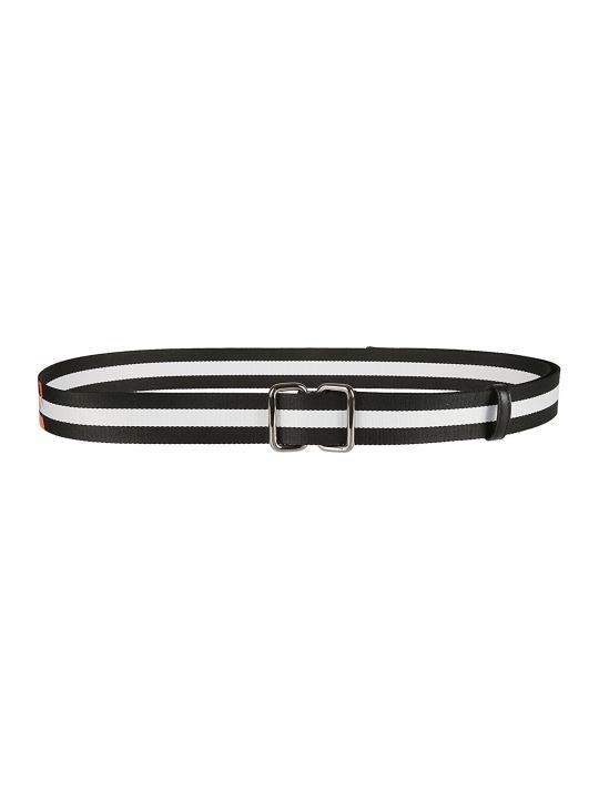 Dolce & Gabbana Striped Belt