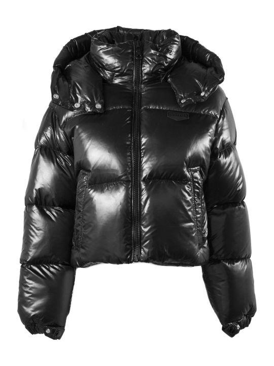 Duvetica Diadema Black Nylon Down Jacket