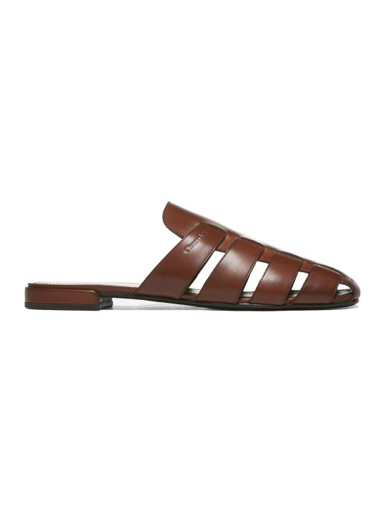 Church's Strappy Mules