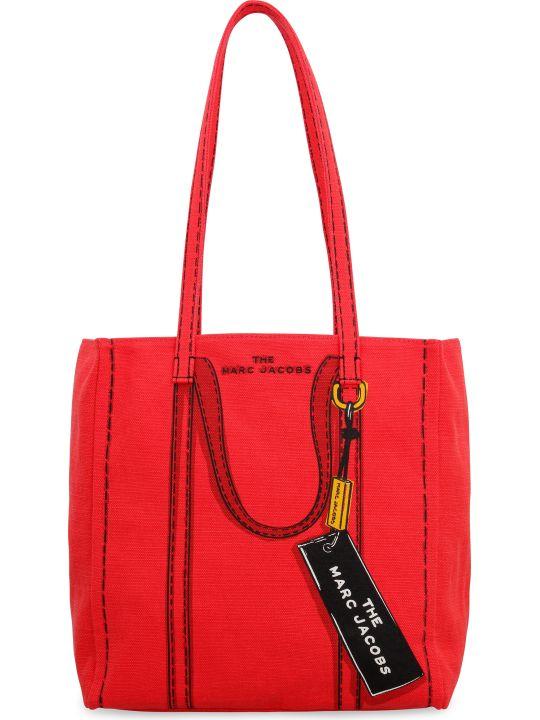 Marc Jacobs Trompe L'oeil Tag Tote Bag