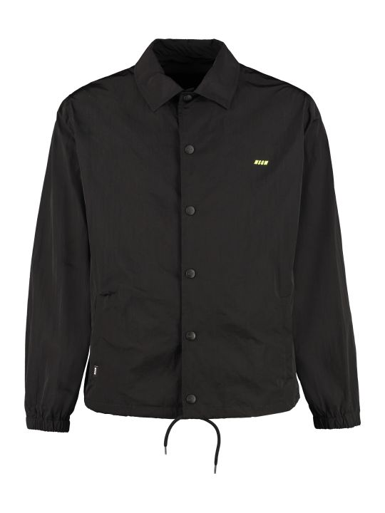 MSGM Techno Fabric Jacket