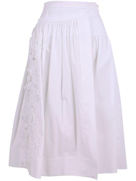 Rochas Cotton Skirt