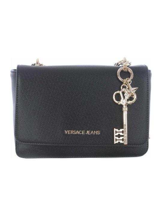 Versace Logo Shoulder Bag