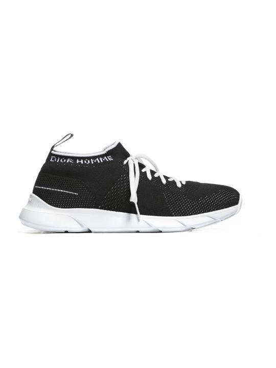 Dior Perforated Sneakers