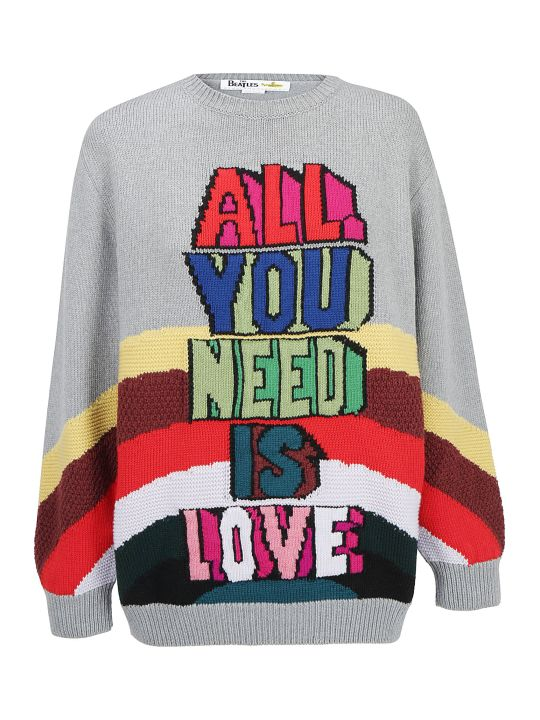 Stella McCartney b All You Need Is Love All Together Now Sweater