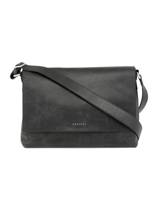 Orciani Leather Bag