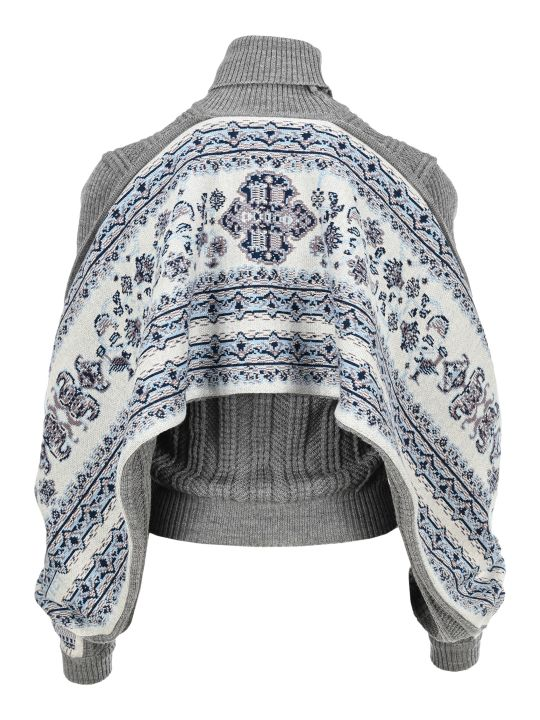 Y/Project Layered Sweater