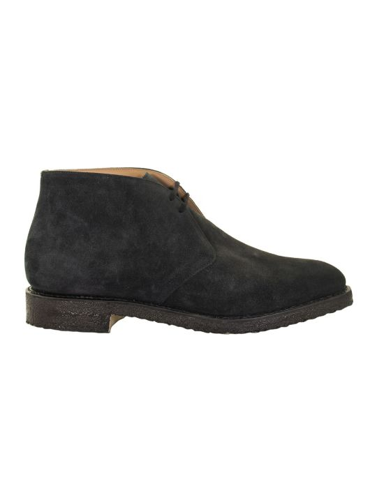 Church's Ryder Suede Desert Boot Navy