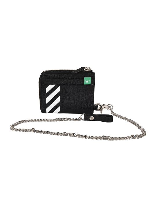 Off-White Chained Wallet