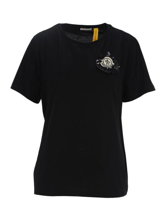 Moncler By Simone Rocha Moncler By Simone Rocha Patch T-shirt