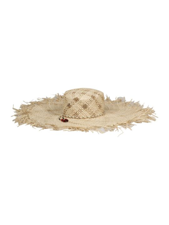 Maison Michel Ursula 20ps Open Hat