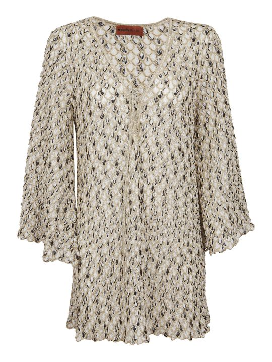 Missoni Knitted Beach Dress