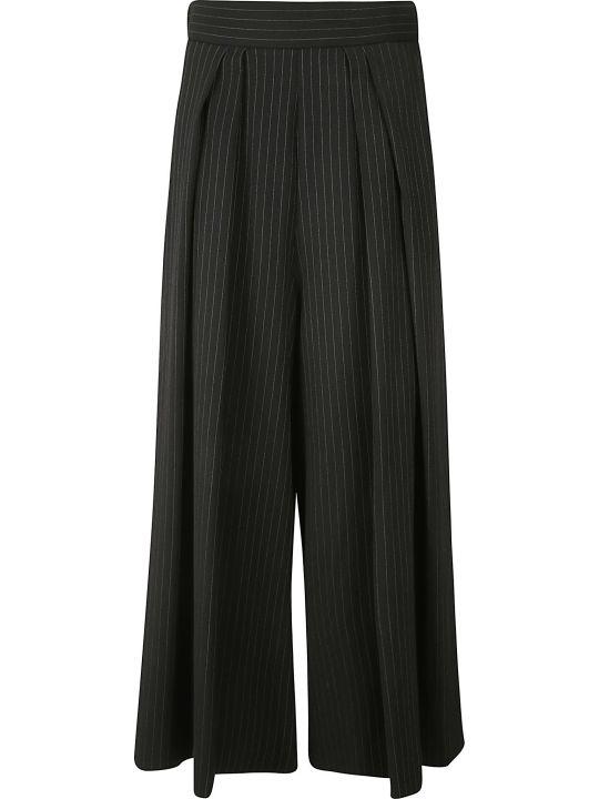 Antonio Marras Stripe Pleated Trousers