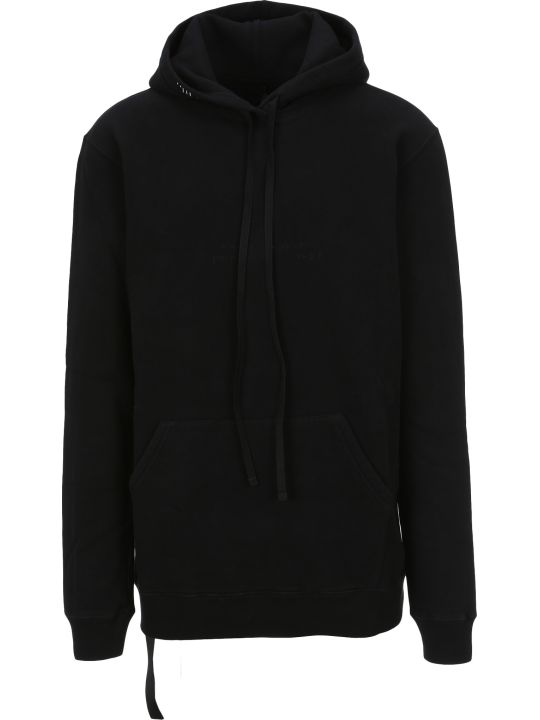 Ben Taverniti Unravel Project Unravel Printed Hoodie