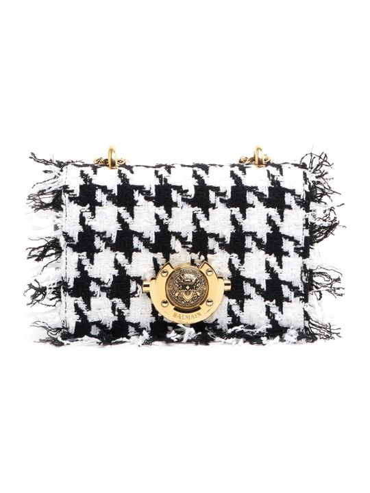 Balmain 'baby Ring Box' Bag
