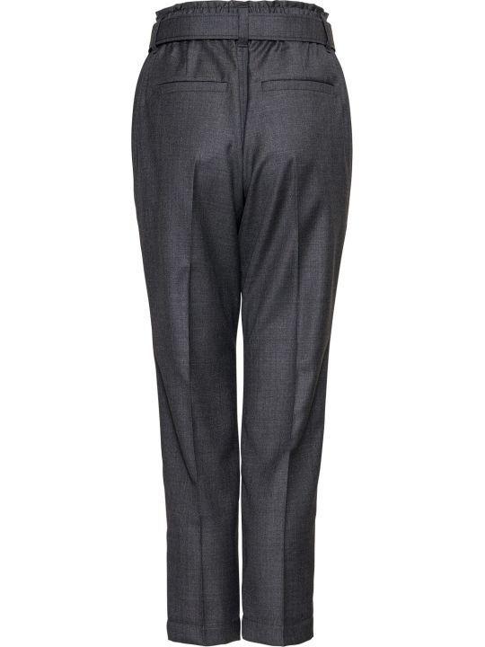 Brunello Cucinelli Melange Trousers