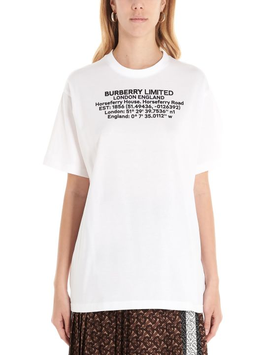 Burberry 'carrick' T-shirt