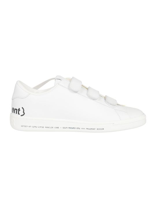 Moncler Genius Touch Strap Sneakers