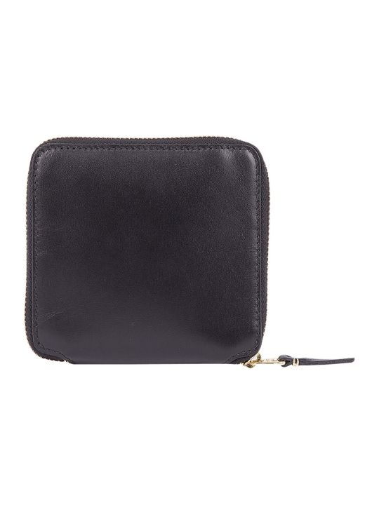 Comme des Garçons Wallet Small Zip Around Wallet