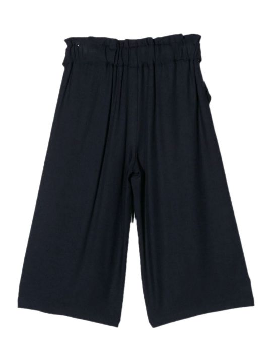Chloé Navy Blue Trousers